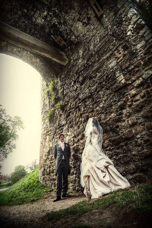 Framlingham Wedding Photography, Suffolk - Kate and Rob, by DaveBulow