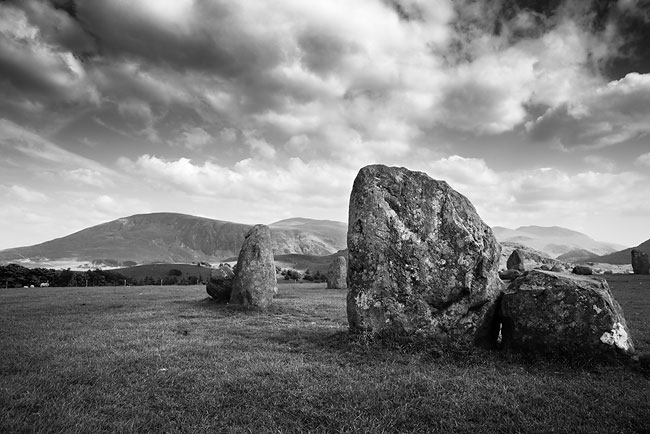 Castlerigg Stone Circle, Cumbria, Lake District, by DaveBulow