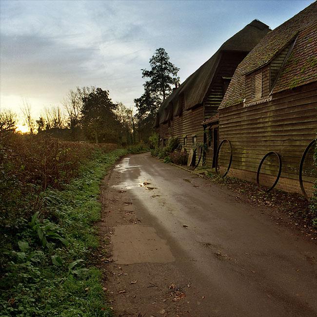 Flatford Morning 5, by DaveBulow