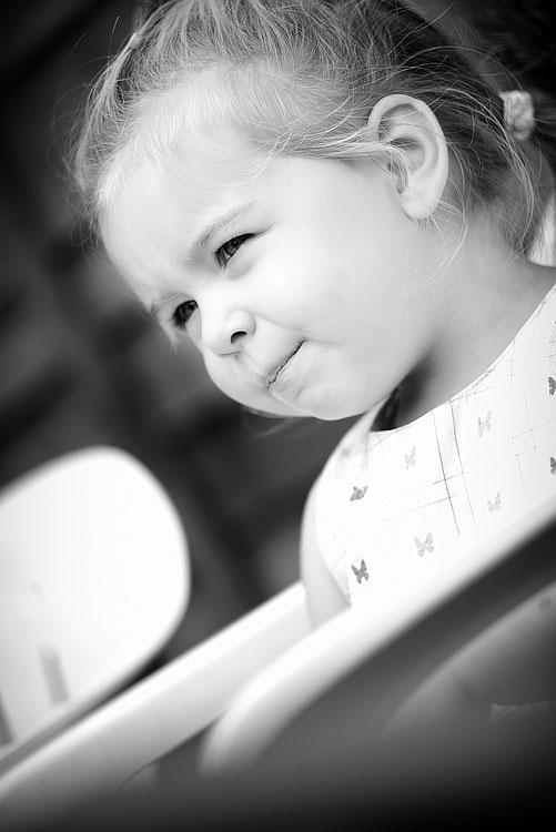 Leila-Mae Child Portraiture, by DaveBulow