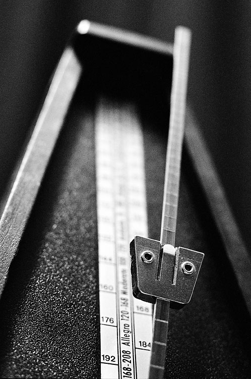Metronome, by DaveBulow