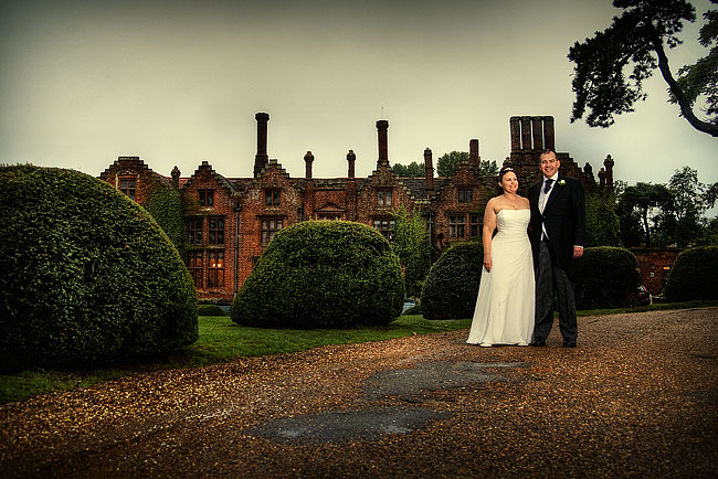 Seckford Hall Wedding Photography, Suffolk - Gillian & Phil, by DaveBulow