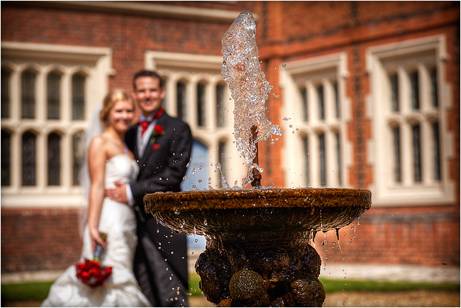 Gosfield Hall Wedding Photography, Essex - Sarah and George, by DaveBulow